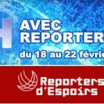 TF1 et Reporters d'espoirs