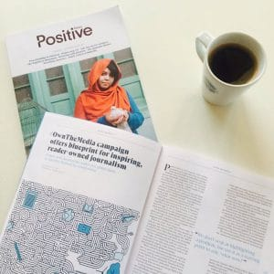 positive news UK