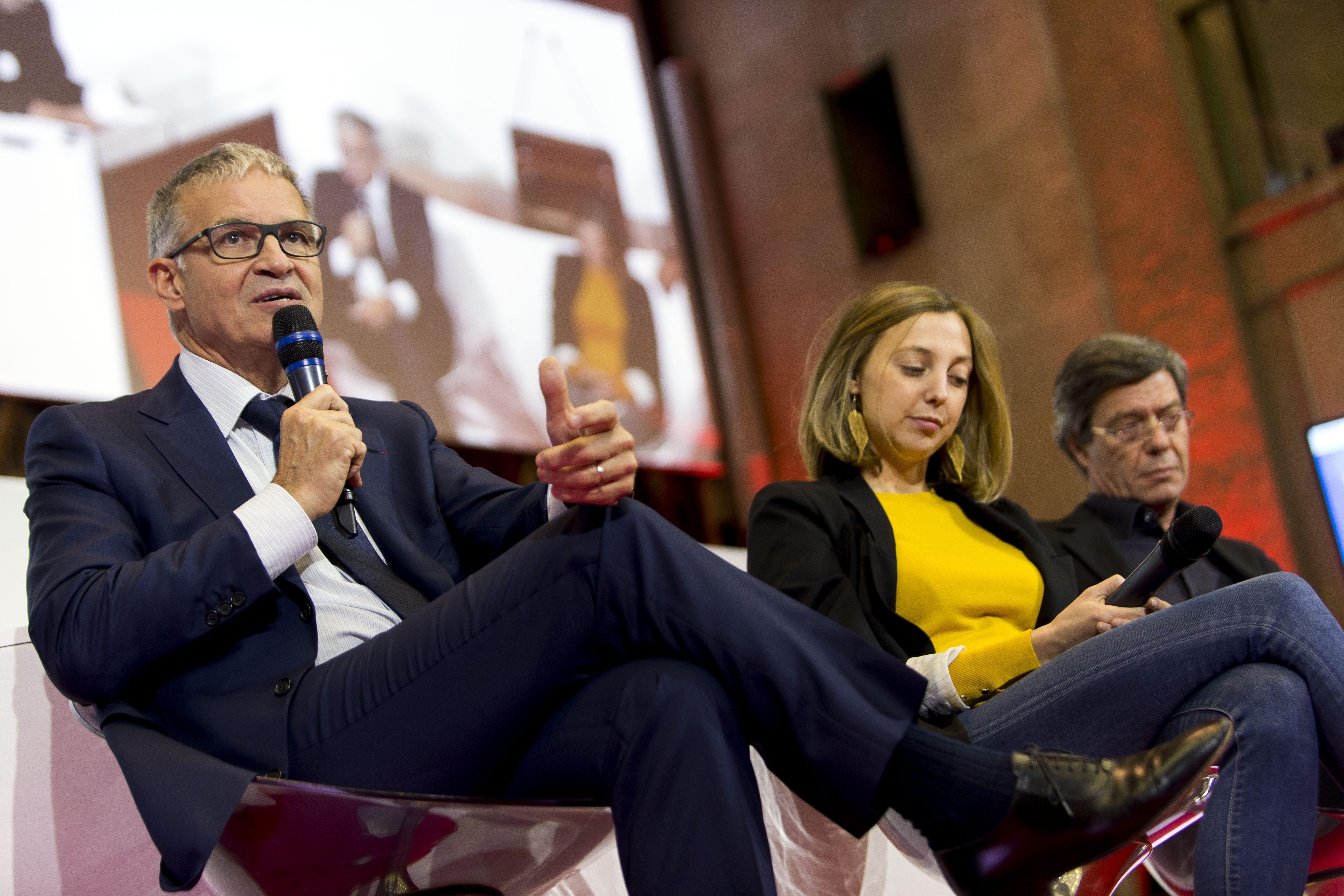 La France des solutions 2016 au Conseil ƒconomique, Social, et Environemental.