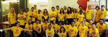 1er Hackathon pour booster le journalisme de solutions avec  l'école 42